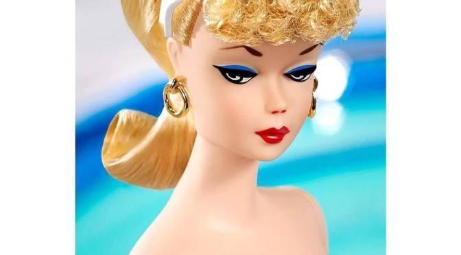 Mattel celebra su 75 aniversario con una Barbie
