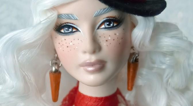 La Navidad según David Bocci y su Barbie OOAK