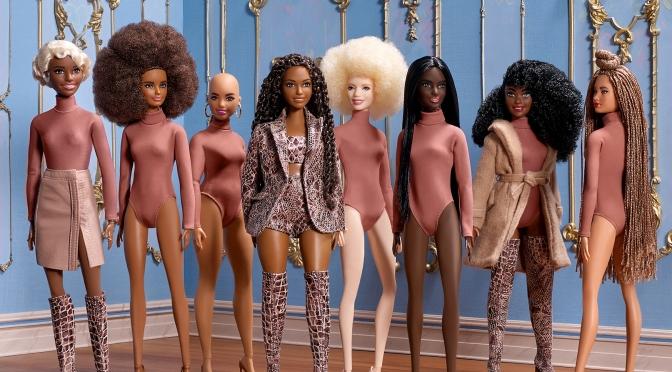 Barbie y Shiona Turini juntos por el Mes de la Historia Negra