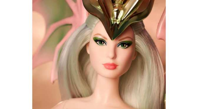 La Barbie Dragon Empress ya está aquí