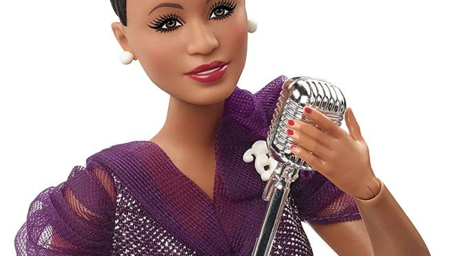 Ella Fitzgerald inspira con su voz y su nueva Barbie
