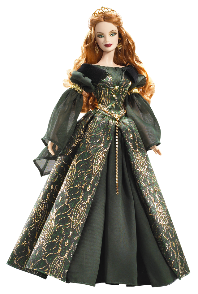 aine barbie doll