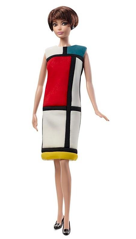 Yves Saint Laurent Barbie