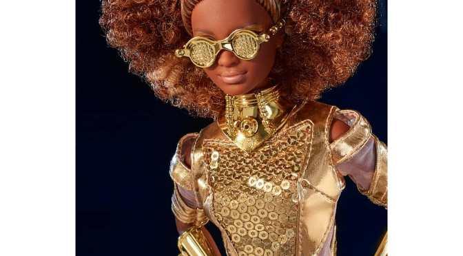 Las nuevas Barbie Star Wars