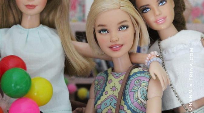10 años de Barbie