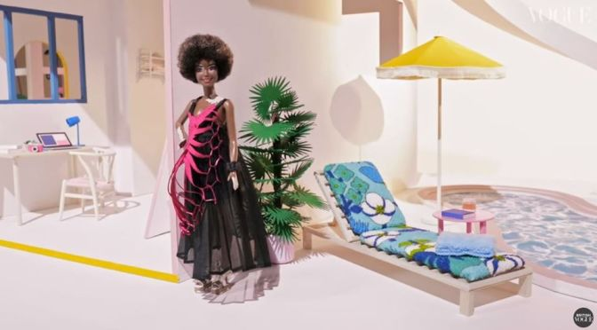 Barbie y la Dreamhouse en 2020 según Vogue