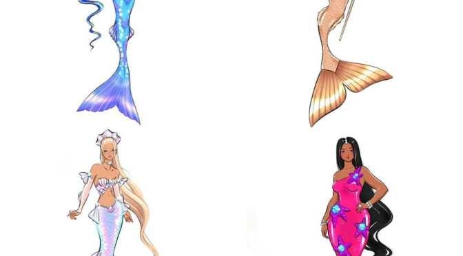 Vota por la próxima Barbie sirena