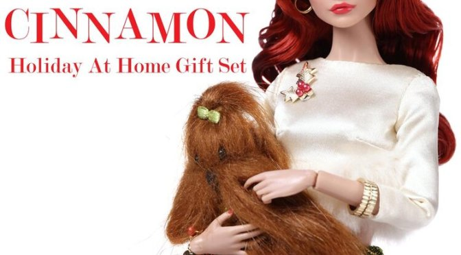 Ginger & Cinnamon: Holiday At Home