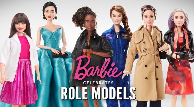 Las Barbie Sheroes de ahora